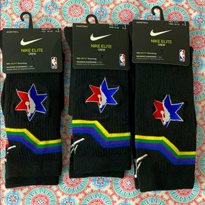 NBA x Jordan All Star Elite Crew Socks